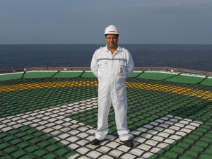Chief engineer from Ro-ro to Offshore